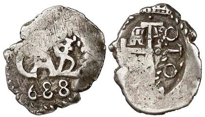La Respuesta a una Pregunta Frecuente; sobre el Valor de una Moneda o Macuquina 0663g