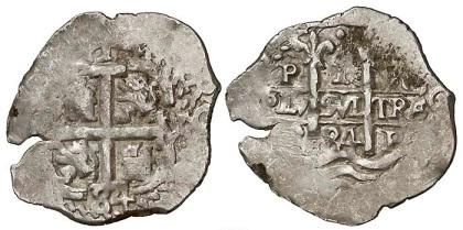 La Respuesta a una Pregunta Frecuente; sobre el Valor de una Moneda o Macuquina 0672g
