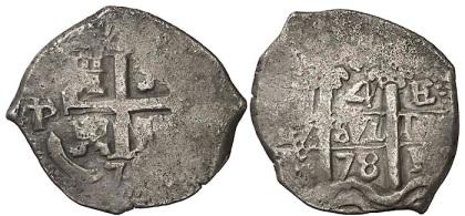 La Respuesta a una Pregunta Frecuente; sobre el Valor de una Moneda o Macuquina 0684g